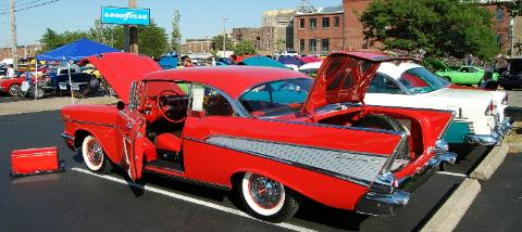 Wheel City Car Show Evansville